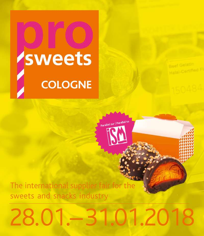 BEURS: ProSweets 2018.